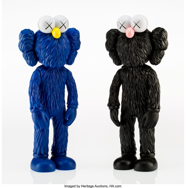 KAWS, 'BFF (MoMA) (Open Edition)', 2017, Heritage Auctions