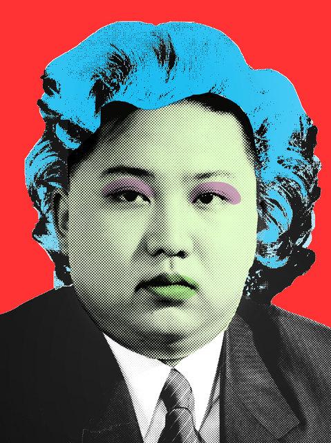 , 'Kim Jong-un,' 2016, Imitate Modern