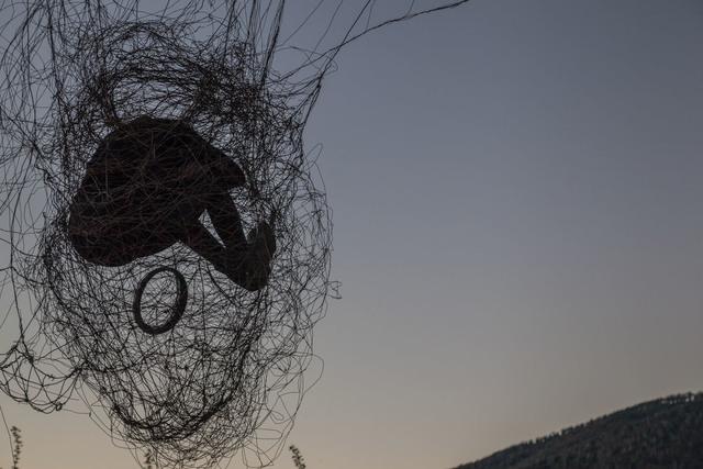 , 'nº 1,' 2014, Gachi Prieto