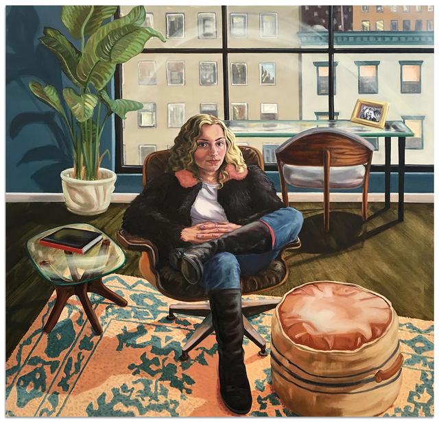 , 'Inheritance,' 2017, Anna Zorina Gallery