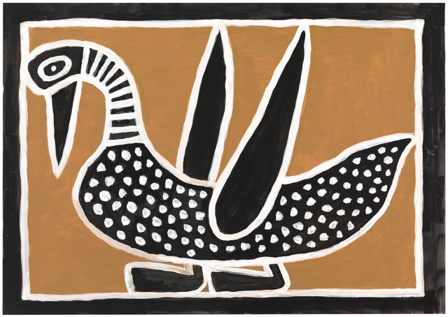 , 'Resting Bird,' undated, Gallery NAGA