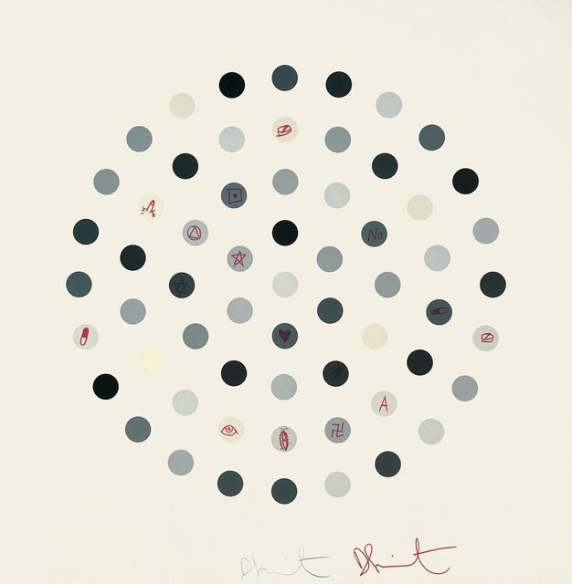 Damien Hirst, 'Cinchonidine (Unique)', 2004, Artificial Gallery