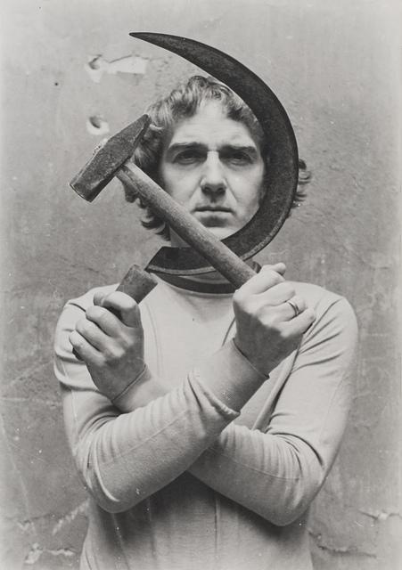 , 'Sickle and Hammer,' 1973, Robert Koch Gallery