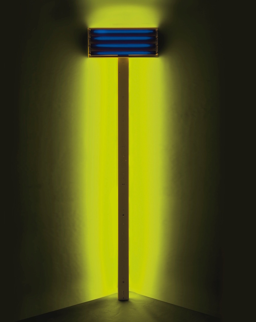 Dan Flavin: Untitled (for S.D.), 1992