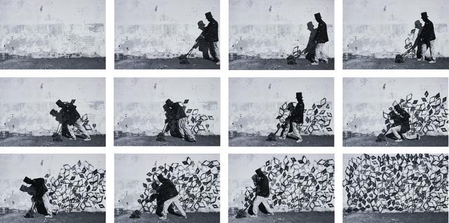 Robin Rhode, 'Rough Cut', 2007, Phillips