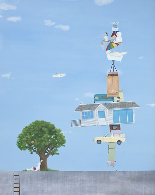 , 'Pocess...exist.,' 2012, Atelier Aki