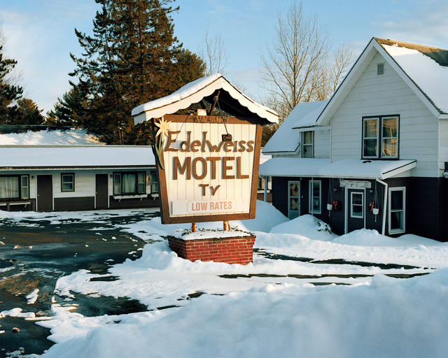 Miska Draskoczy, 'Edelweiss Motel', 2017, Ground Floor Gallery