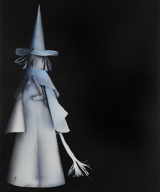 , 'Up the Coven! (Witch),' 2016, Mark Moore Fine Art