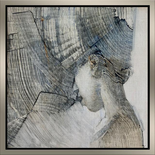 , 'Veiled III,' 2019, ARCADIA CONTEMPORARY
