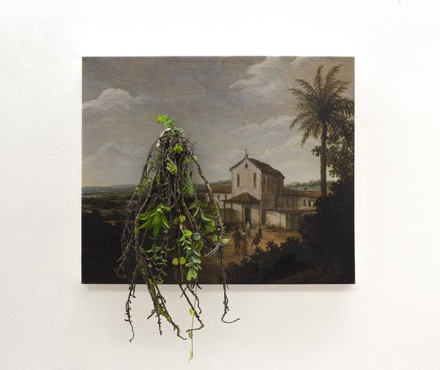 , 'Untitled,' 2018, Zipper Galeria