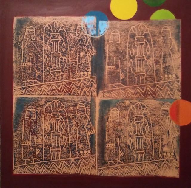AnnyRose, 'HISTORY & BOUNDARIES', 2004, MvVO ART