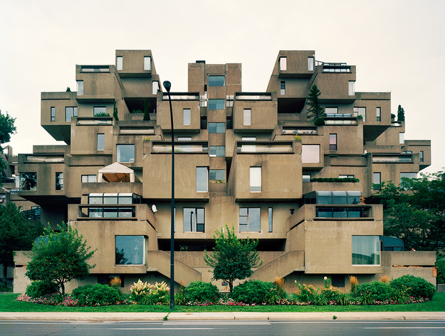 ", 'Montréal 1967 World's Fair, ""Man and his World,"" Habitat '67,' , Front Room Gallery"