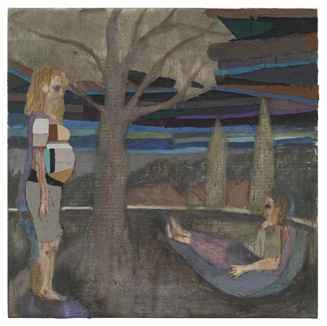 , 'Paar,' 2012, Galerie Peter Kilchmann