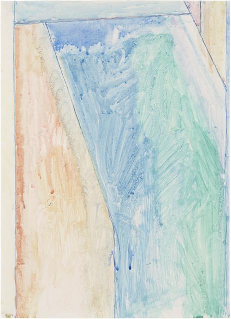 Richard Diebenkorn, 'Untitled #8 (Variation 5)', 1971, Richard Diebenkorn Foundation