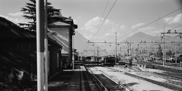 , 'Domodossola - Piemonte, Italy ,' 1993, TAG TheArtGallery