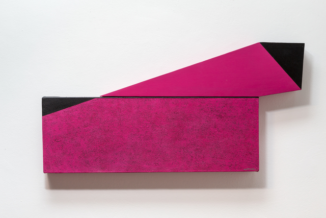 , 'Projected Magenta (Series Irregulars II)   ,' 2013, Joanna Bryant & Julian Page
