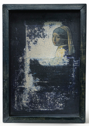 Joseph Cornell, 'Untitled (Hotel Box with Vermeer Detail),' ca. 1955, Sotheby's: Contemporary Art Day Auction