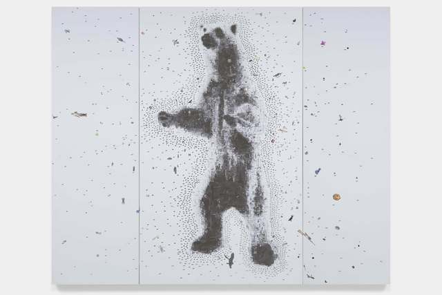 , 'The Polar Bear (from the Constellation Series),' 2013, MESTRE PROJECTS