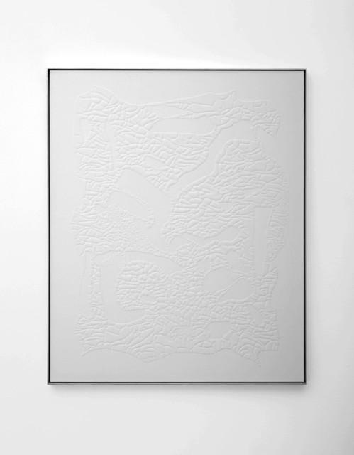 , 'White #1,' 2016, Rolando Anselmi