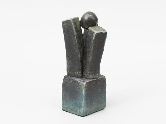 Judy Engel, 'Ceramic Sculpture', 2018, Patrick Parrish Gallery