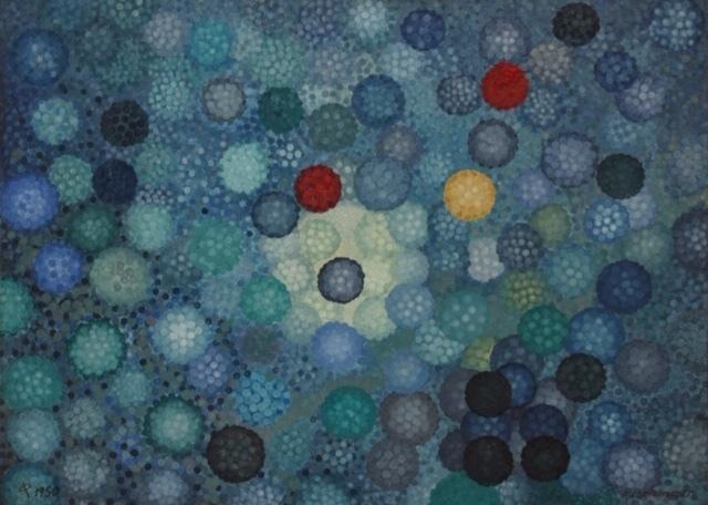 , 'Atoms,' 1950, AbExArt
