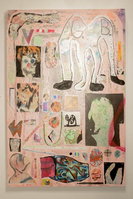 , 'G.W.B,' 2015, Cardoza Fine Art