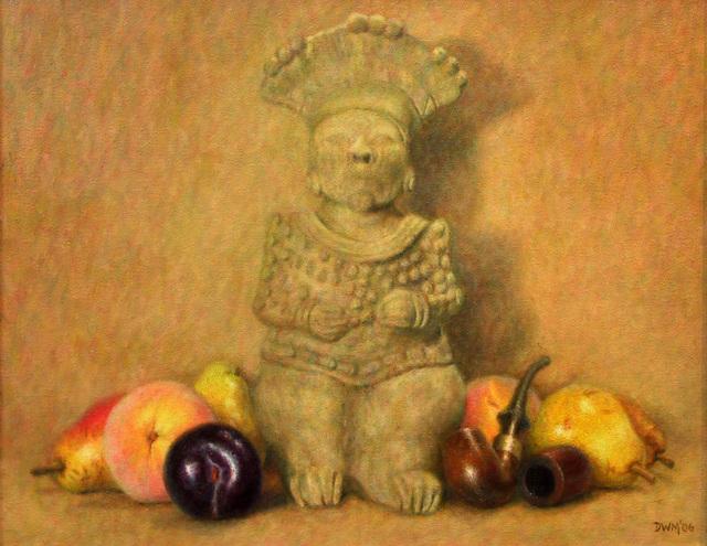 , 'A Forgotten God,' , Zenith Gallery