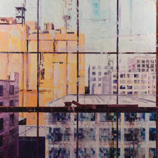 , 'Urban Grid V,' 2018, Stanek Gallery