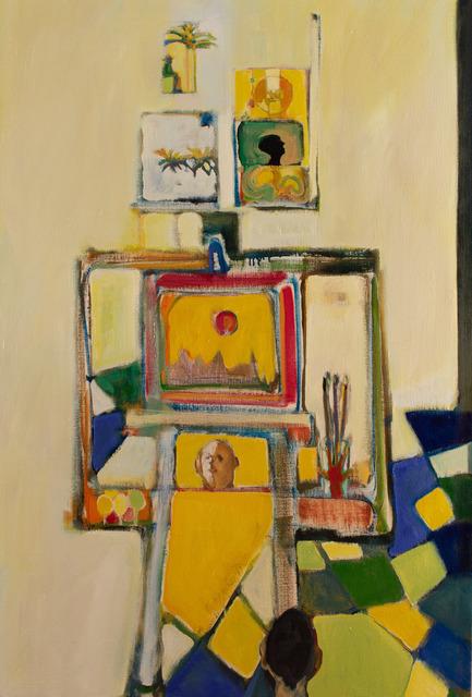 , 'Walt Whitman in the Studio: African Love,' 2005, BlackBook Presents