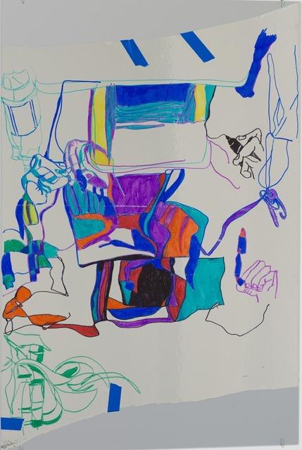 , 'Self-portrait III,' 2018, Galerija VARTAI