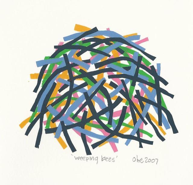 , 'Weeping Bees,' 2007, Herringer Kiss Gallery