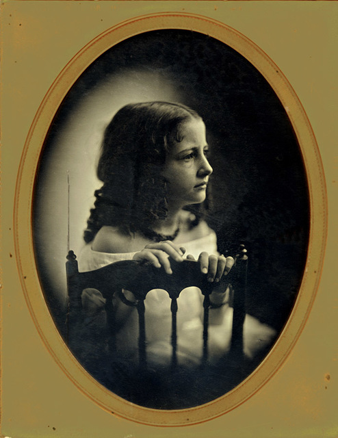 , 'Young Girl with Chair,' ca. 1850, Contemporary Works/Vintage Works