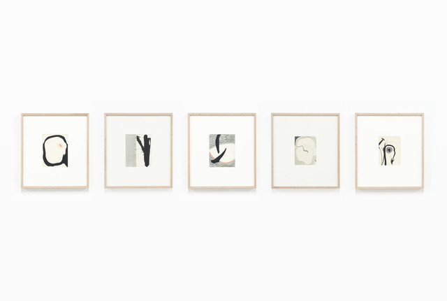 , 'Untitled, from the series Living smoke and clearwater drawings (Set E),' 1967, PROYECTOSMONCLOVA