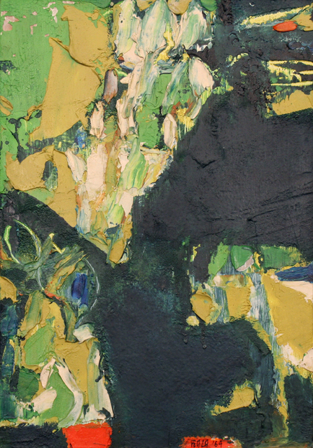 , 'Untitled,' 1964, Aicon Gallery