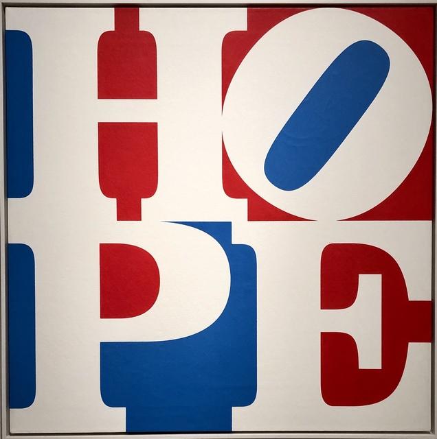 , 'Hope,' 2008, RUDOLF BUDJA GALLERY