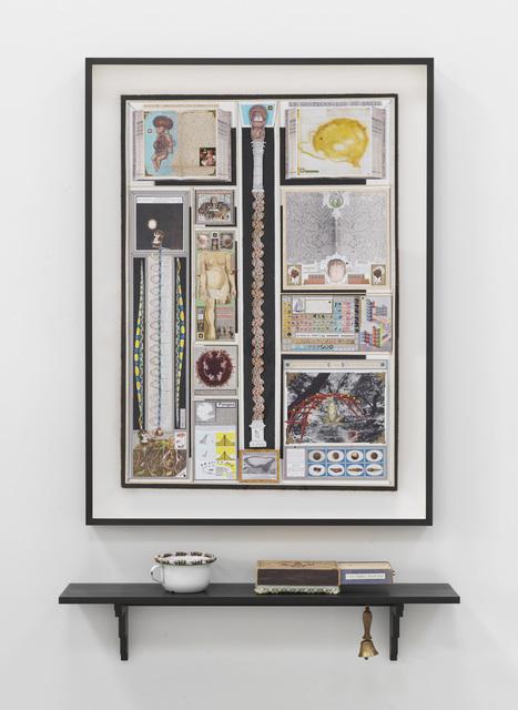 , 'La vie de Labdacus,' 2016, Zeno X Gallery