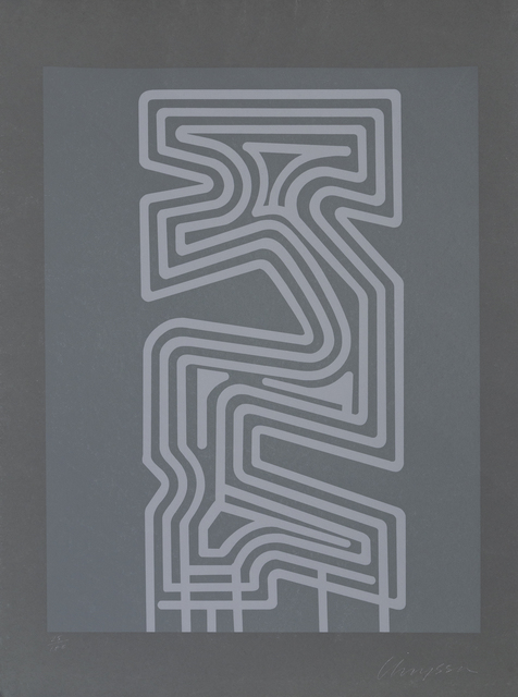 Chryssa, 'Gates to Times Square 1', 1978, RoGallery