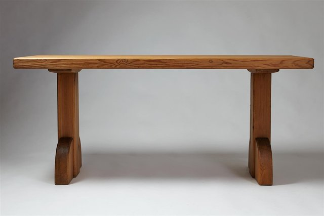 ", '""Sandhamm"" table,' 1932, Modernity"