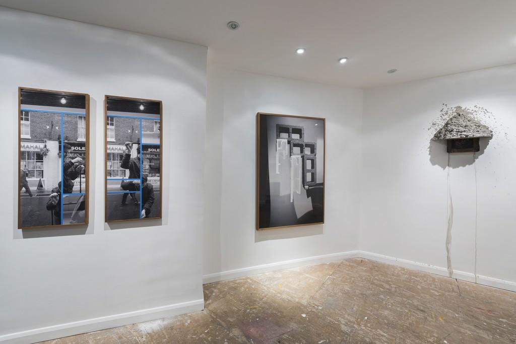 Installation Shot; Javier M. Rodriguez, Alejandro Almanza Pereda