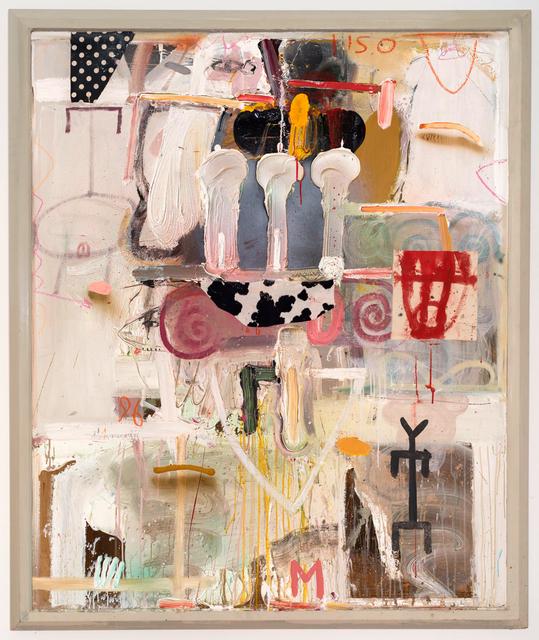 James Havard, 'Mimbres Spirits', 1990, Allan Stone Projects