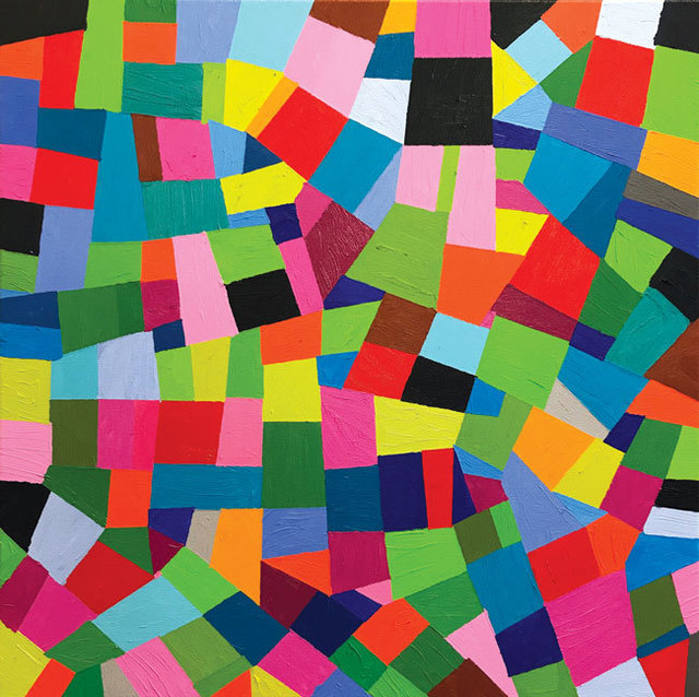 , 'Untitled,' 2018, Queenscliff Gallery & Workshop