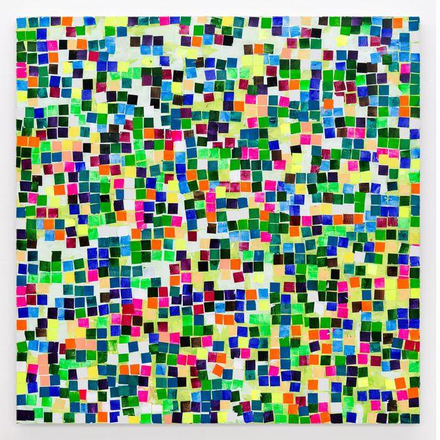, 'Untitled (HZ 2015-068),' 2015, Galería Juana de Aizpuru