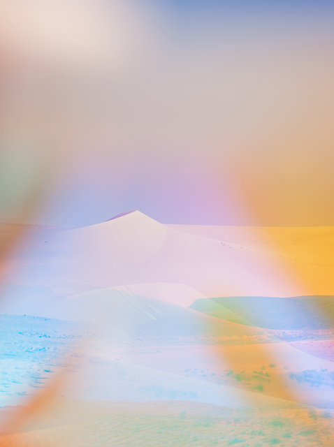 , 'Psychscape 69 (Tonopah, NV),' 2107, CULT | Aimee Friberg Exhibitions