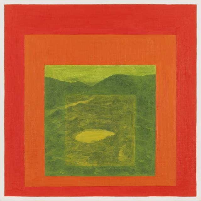 , 'Imágenes crocante en un paisaje humedo I,' 2015, Galería Lucia de la Puente