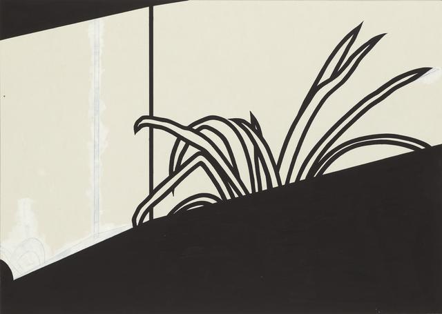 Patrick Caulfield, 'Spider Plant', 1973, Waddington Custot