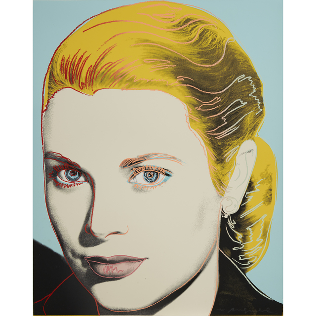 , 'Grace Kelly F&S II.305,' 1984, Fine Art Mia