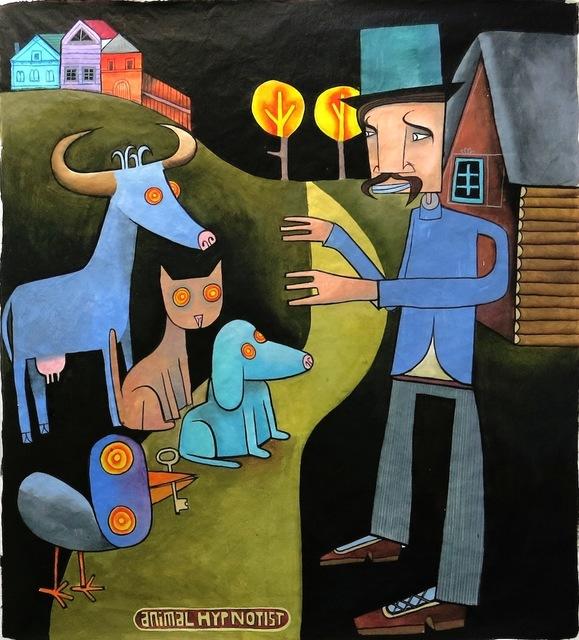 , 'Animal Hypnotist,' 2017, Die Kunstagentin