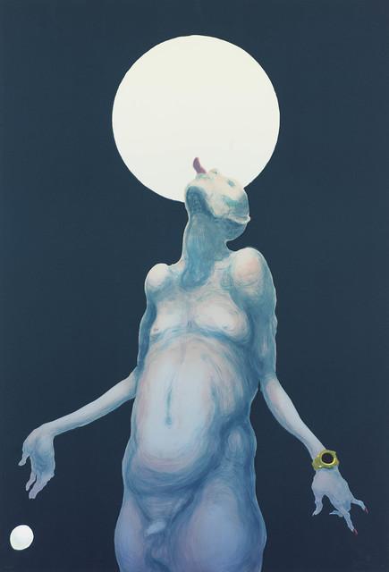 Michael Kvium, 'Nightlicker', 2013, Edition Copenhagen