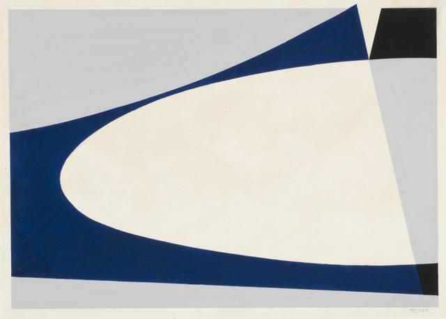 , 'Vers le parabole,' 1958, Waterhouse & Dodd