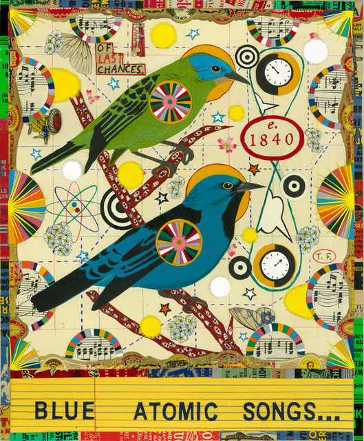 , 'The Last Chance Birds,' 2016, Hexton Gallery